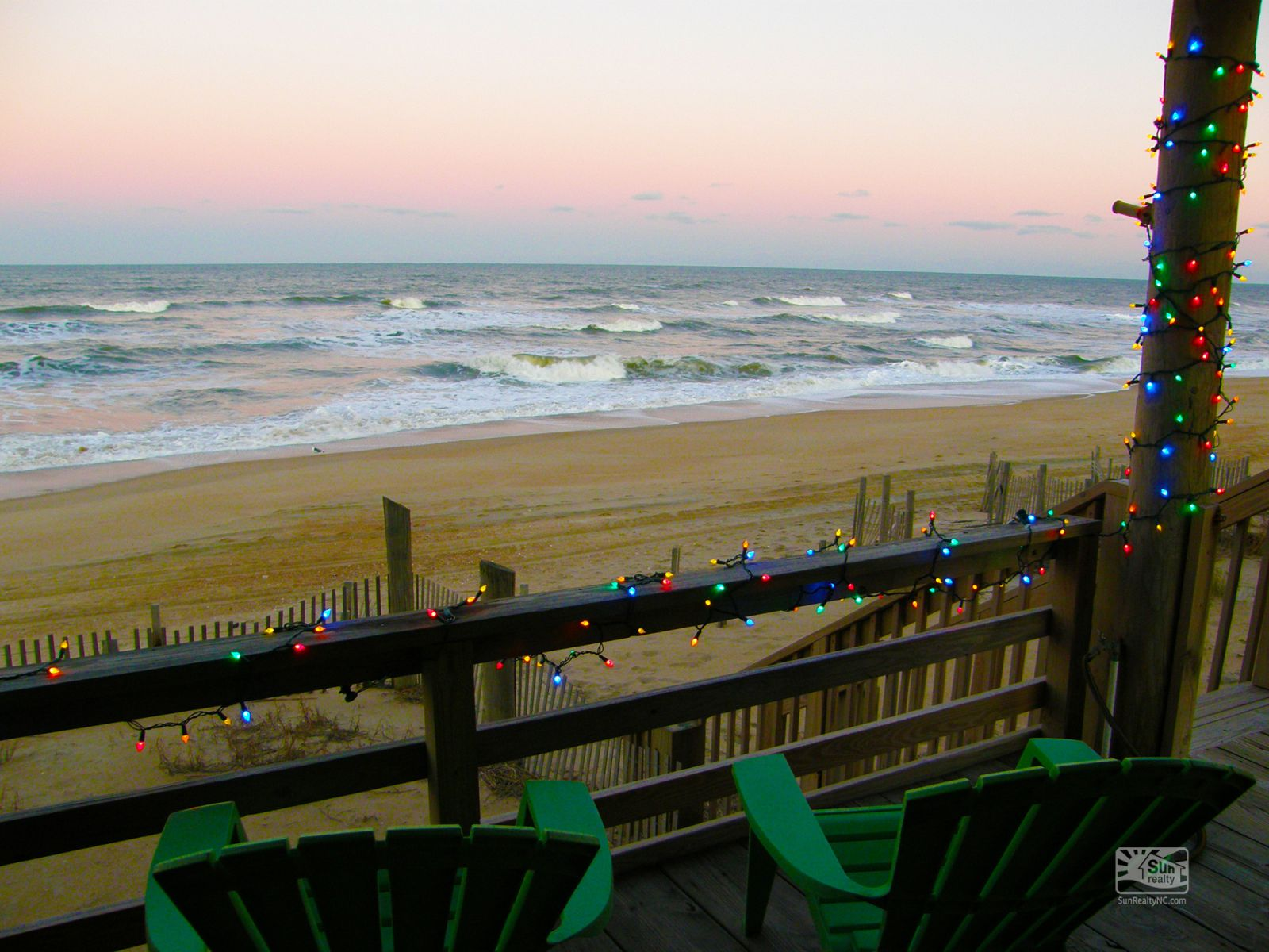 Christmas or Hanukkah on the Outer Banks