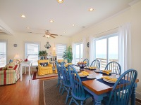 Top-Level Dining Area w/ Ocean Views